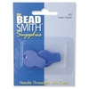 Beadsmith Needle Threader with Cutter, Pack of 2