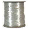 3mm Rattail Satin Cord, White